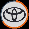 Barres de toit Toyota