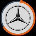 Passerelle Mercedes