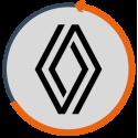 Porte charge latéral Renault Trafic